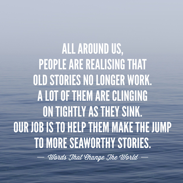 Stories at sea graphic